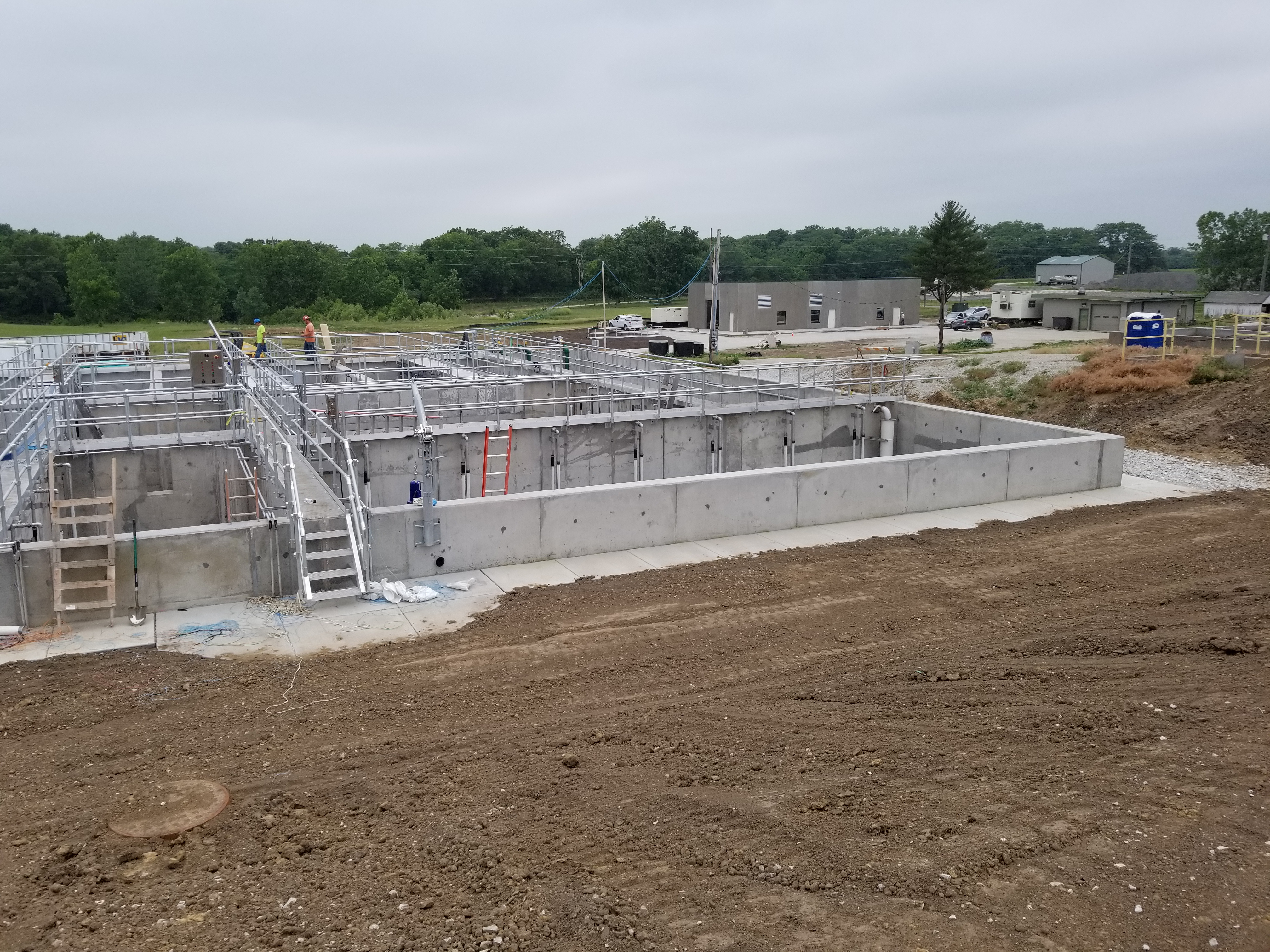 New WWTP